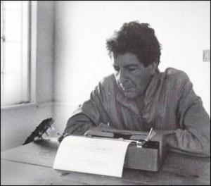 Leonard Cohen Lettera 22