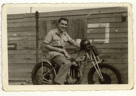 Speedway. Matchless. Bullets.