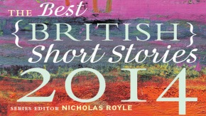Interrobang name-checked in Nicholas Royle's 'The Best British Short Stories 2014'